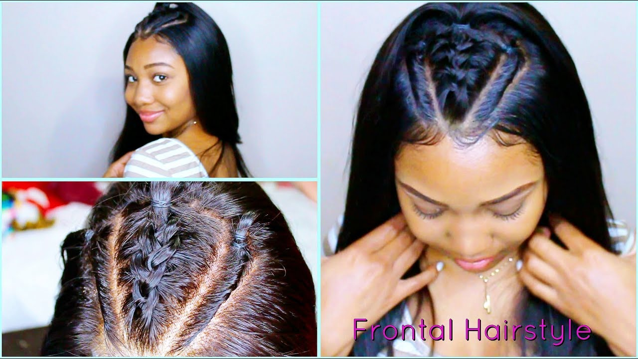 WHEN TO WEAR A FRONTAL OR CLOSURE – HAIR EXTENSIONS