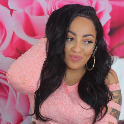 MS MUFFINS IS MY LOVERS – Full Lace Wig 22 Inches