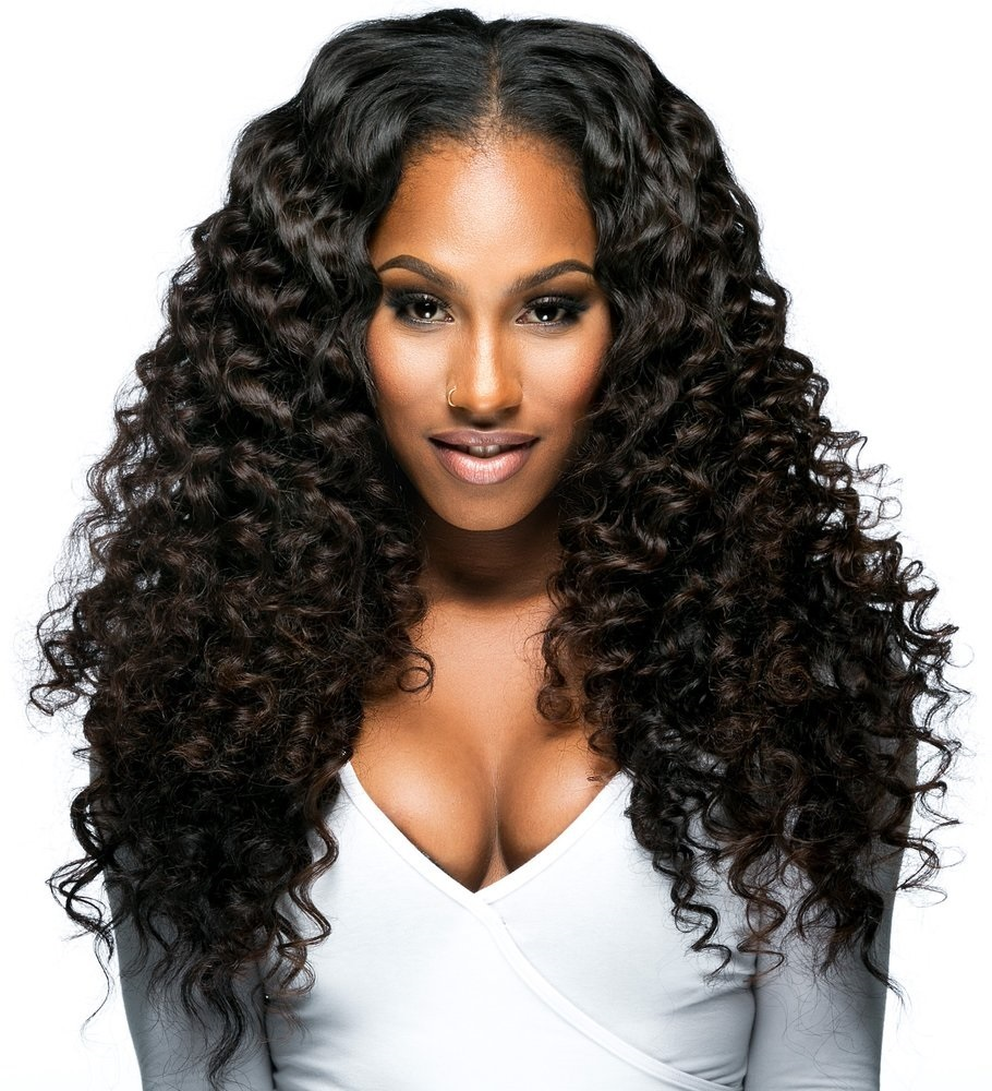 Mink Hair Extensions - Instant Sexy-Looking Long Hair