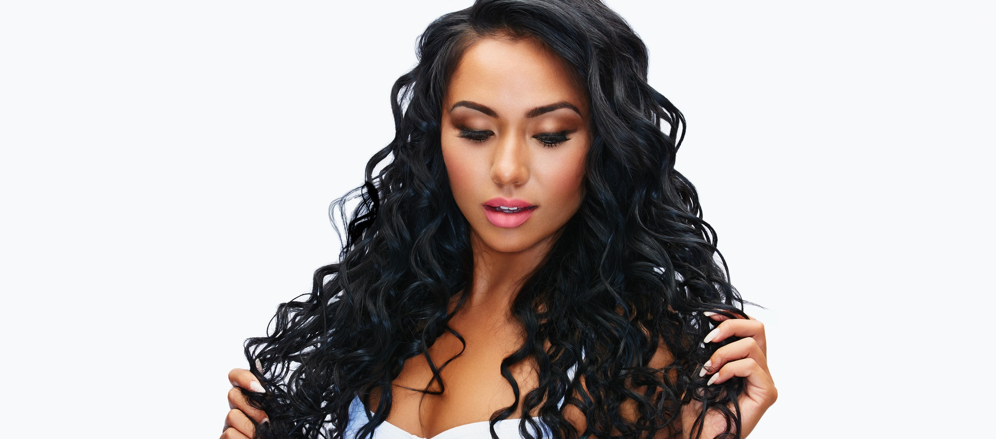 Peruvian Loose Curl Hair Extensions
