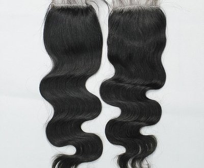 Mink Indian Lace Closures